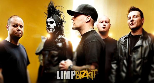 Limp Bizkit band image