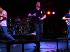 Don Broco live on stage Glasgow 2013