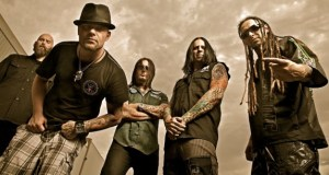 Five Finger Death Punch 2013 Band Promo Picture