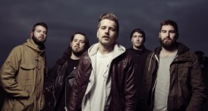 Bury Tomorrow band photo