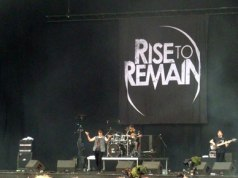 Rise To Remain Kicking Off The Main Stage At Download 2013