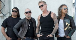 Metallica 2013 Band Photo