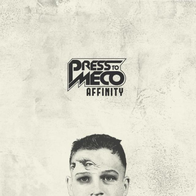 Press To Meco - Affinity EP Cover Artwork