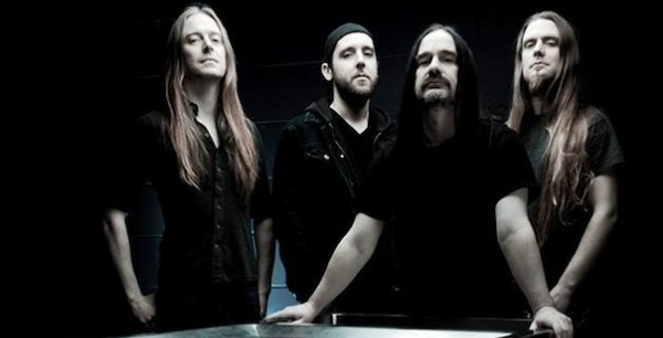 Carcass band photo 2013