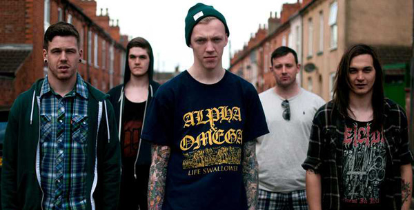 Martyr Defiled Band Photo