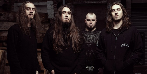 Evile Band Photo 2013