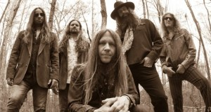 Blackberry Smoke Band Photo