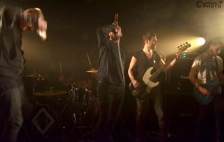 The Blackout, King Tuts, Glasgow, Jan 2014