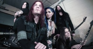 Arch Enemy New Line Up 2014