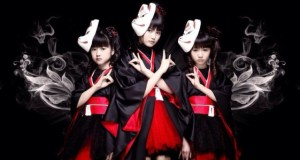 Babymetal group photo