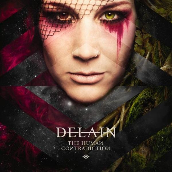 Delain The Human Contradiction Album Cover