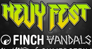 Hevy Fest 2014 Header Image