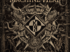 Machine Head Bloodstone & Diamonds Album Artwork