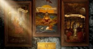 Opeth Pale Communion Album Cover Artwork