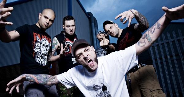Dripback Band Promo Photo 2014