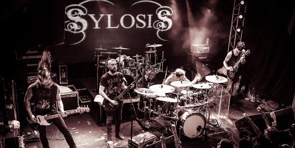 Sylosis 2014 Line Up With New Drummer Ali Richardson