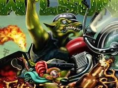Wilson Full Blast Fuckery Album Cover