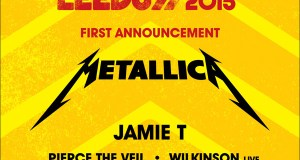 Metallica Leeds Reading- 2015 Festival First Poster Line Up