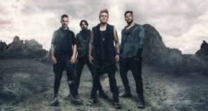 Papa Roach 2014 Band Promo Photo