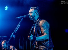 Bullet For My Valentine at Camden Rocks