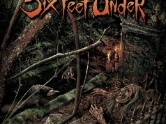 Six Feet Under Crypt Of The Devil Album Cover
