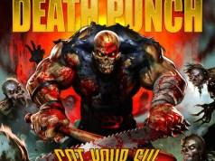 Five Finger Death Punch Got Your Six Album Cover