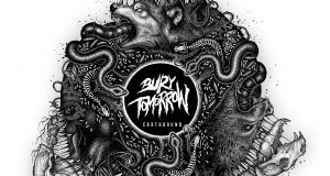 Bury Tomorrow Earthbound Album Cover Artwork