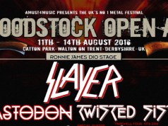 Bloodstock Festival 2016 Header Image
