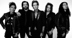 Buckcherry 2016 Promo Photo