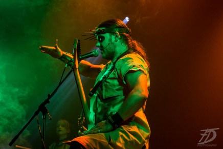 Fran Dignon Photo, Evil Scarecrow, Camden Rocks (5)