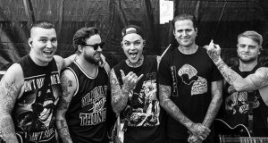 The Amity Affliction Band Promo Photo 2016