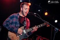 Black Peaks on stage at Boston Music Room London 7th September 2016