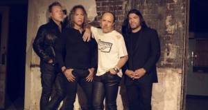 Metallica 2016 Band Promo Photo