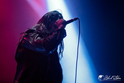 Creeper live on stage at o2 Academy Brixton on 27th November 2016