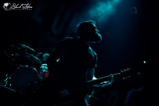 The Devil Wears Prada on stage for The Rise Up Tour at KOKO London on 30th November 2016