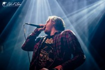 Wage War live on stage at The Roundhouse on 6th December 2016