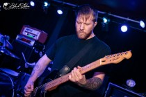 Cove on stage at The Black Heart London 18th January 2017