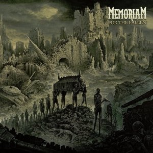 Memoriam For The Fallen Album Artwork Cover