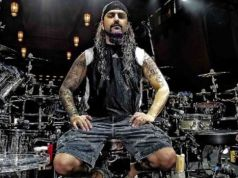 Mike Portnoy 2017 Promo Photo