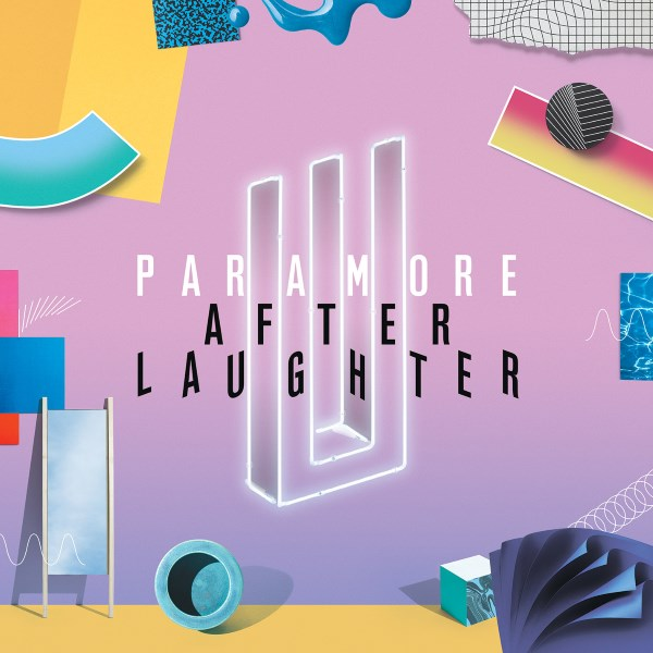 Paramore After Laughter Album Cover Artwork
