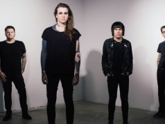 Against Me Band Promo Photo 2017