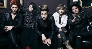 Crossfaith Band Promo Photo 2017