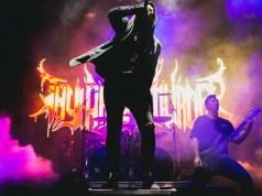 Thy Art Is Murder 2017 Band Promo Photo