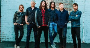 Foo Fighters Band Promo Photo 2017