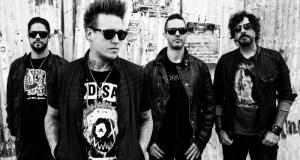 Papa Roach 2017 Promo Band Photo