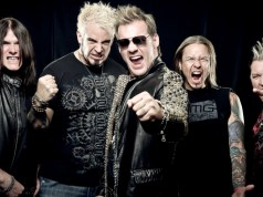 Fozzy Band Promo Photo 2017