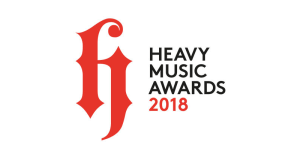 Heavy Music Awards 2018 Banner