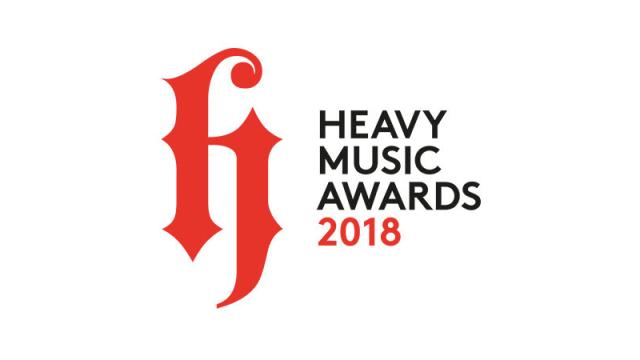 Heavy Music Awards 2018 Banner