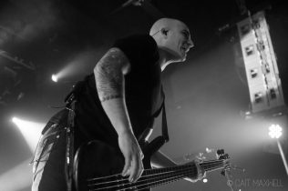 Paolo Gregoletto, Trivium, Manchester Academy, April 2018