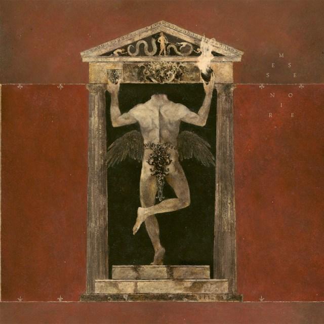Behemoth - Messe Noire Album Artwork